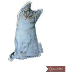 BLANKET STORY Kotek sensoryczny, maskotka 30 cm, jasnoniebieski