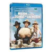 Milion sposobów, jak zginąć na zachodzie [Blu-ray] (5902115600043)