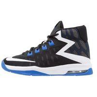 Nike Performance AIR DEVOSION Obuwie do koszykówki black/white/game royal (0666032517741)