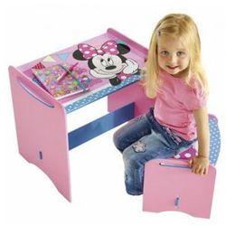Biurko + krzesełko, Myszka Minnie