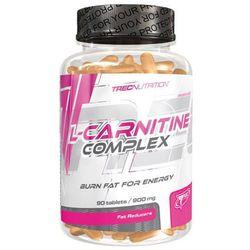 l-carnitine complex 90tab. wyprodukowany przez Trec