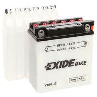 Akumulator motocyklowy Exide YB5L-B 5Ah 65A