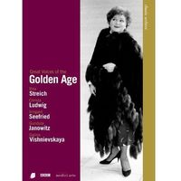 Euroarts - Classic Archive: Great Voices Of The Golden Age (DVD) - Various Artists