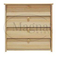 Magnat - producent mebli drewnianych i materacy Szafka na buty sosnowa nr13