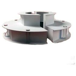 Podest do fontann czekoladowych cf112 pro/cf135 pro | 1100x(h)340mm marki Optimal