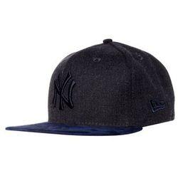 New Era 59FIFTY MLB YANKEES Czapka z daszkiem dark blue/anthracit melange (0190528019773)
