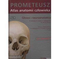 Prometeusz Atlas anatomii Człowieka tom III Nomenklatura łacińska, MedPharm