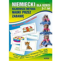 Niemiecki dla dzieci 3-7 lat Najnowsza metoda nauki przez zabawę, pozycja wydana w roku: 2011