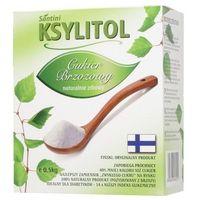 Ksylitol Cukier brzozowy 500g (5908234462012)