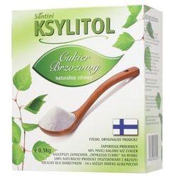 Cukier brzozowy 500g - produkt z kategorii- Cukier i słodziki