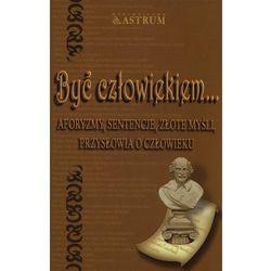 Być człowiekiem + płyta gratis (ISBN 9788372772800)