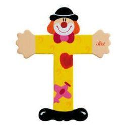 SEVI Literka T Clown