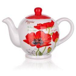 Banquet Ceramiczny czajnik RED POPPY 1200 ml