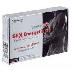 Sex-Energetikum 50+ kapsułki na potencję 40szt - produkt z kategorii- Potencja - erekcja