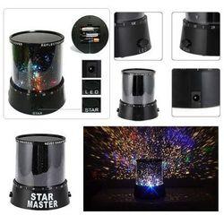 Lampka Nocna z Projektorem., 590799415467