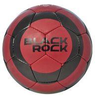 Piłka nożna rekreacyjna axer black rock red - czerwony ||czarny marki Axer sport