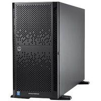 Hp Serwer  proliant ml350 gen9 / 8-core e5-2620v4 / 16gb ddr4 / raid sas 12g z 2gb cache i fbwc / dyski sff w