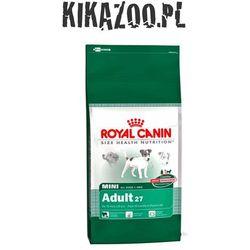 Royal Canin Mini Adult 2x8kg + GRATISY - sprawdź w wybranym sklepie