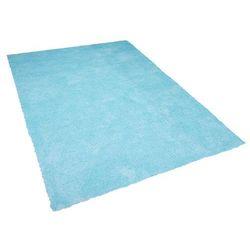 Dywan jasnoniebieski 200 x 300 cm shaggy demre marki Beliani