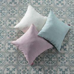 Dekoria dywan modern ethno wool/spa blue 120x170cm, 120x170cm