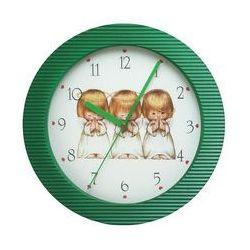 Atrix Zegar naścienny kolor aniołki