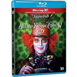 Alicja w Krainie Czarów. Blu-Ray