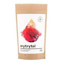 Erytrytol- naturalny słodzik 400 g wyprodukowany przez Aura herbals