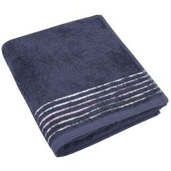 Beallatex Ręcznik Fiona szaroniebieski, 50 x 100 cm