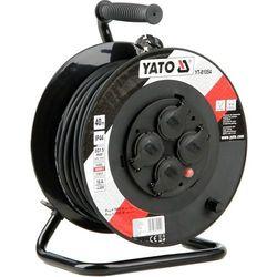 Przedłużacz yt-81054 bębnowy 4 gniazda (40 metrów) marki Yato
