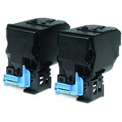 Epson oryginalny toner C13S050594, black, 2x6000s, Epson AcuLaser C3900N, Dual pack dwupack - sprawdź w wybra
