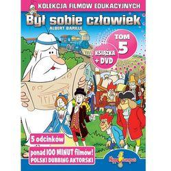 Hippocampus, Był sobie człowiek. Część 5. Książka + DVD z kategorii Filmy animowane