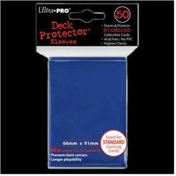 Koszulki (protektory) ultra pro niebieskie 50s - sprawdź w wybranym sklepie