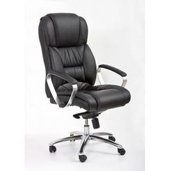 Fotel gabinetowy Halmar Foster czarny, 97619