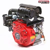 Silnik spalinowy Holida GX200 6,5KM wał. 20mm. Typ do skoczka.