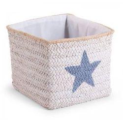 Pudełko plecione 30x33x33 star&cloud biały - sprawdź w wybranym sklepie