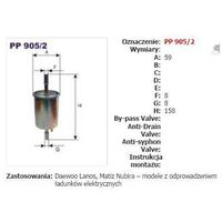 Filtr paliwa PP 905/2