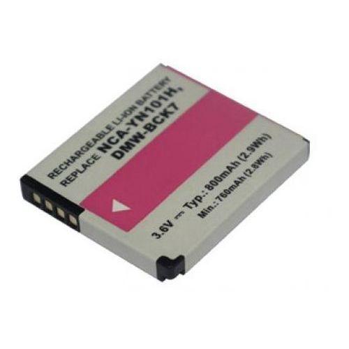 Bateria do aparatu cyfrowego Panasonic NCA-YN101H, DMW-BCK7, Hi-Power