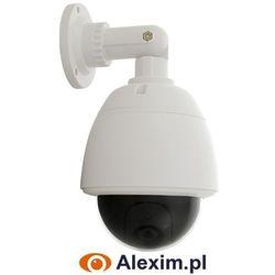 Atrapa kamery obrotowej zewnętrznej - sprawdź w wybranym sklepie