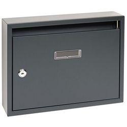 Stalowa skrzynka pocztowa BK.24.AM (8592218036756)
