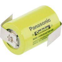 Akumulator specjalny  n-1250scrl, nicd, 1250 mah, 1.2 v, 1 szt. marki Panasonic