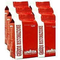 ZESTAW - Kawa Lavazza Grande Ristorazione 6x1kg