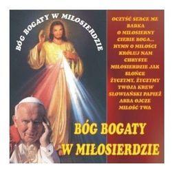 Barka - Bóg bogaty w miłosierdzie - CD - produkt z kategorii- Muzyka religijna