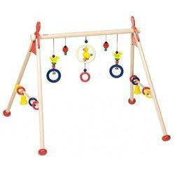 Zabawka edukacyjna dla niemowlaka - kaczuszka