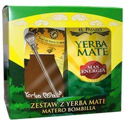 zestaw el pajaro 400g mas energia | darmowa dostawa od 200 zł od producenta Yerba mate