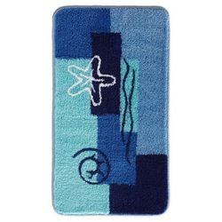 """Dywaniki łazienkowe """"Ocean"""" bonprix niebieski"""