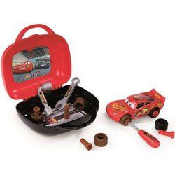 Disney Auta 3 Walizka z narzędziami i autko Zygzak McQueen