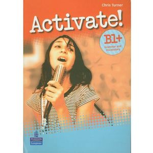Activate! B1+ Grammar and Vacabulary (80 str.)
