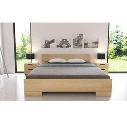Łóżko drewniane sosnowe SPECTRUM Maxi 90-200x200, SC-0030