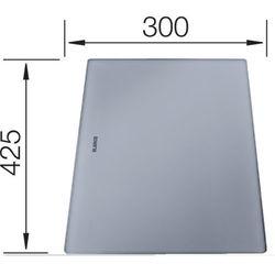 Deska do krojenia do divon 425x300mm - 230970 marki Blanco