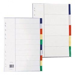 Przekładki z kolorowego polipropylenu , 10 kart - rabaty - porady - hurt - negocjacja cen - autoryzowana dystrybucja - szybka dostawa. marki Idest